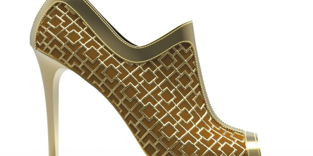 Delcam CRISPIN offers free trip to Milan in footwear design competition