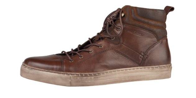 camel active footwear scores points with a modern restructuring of the Autumn/Winter 2015 Collection