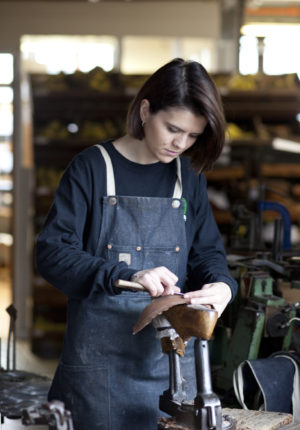 British Footwear Industry launches new Nationally Accredited Footwear Manufacturing Apprenticeship