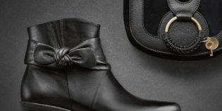 CAPRICE starts with a new soft leather program – softer, more flexible, and more precious!