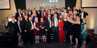 Sixth Footwear Industry Awards is a smash hit