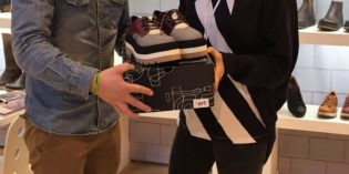 New independent footwear store wins Art Footwear window competition