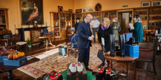 """British Footwear Association celebrates its 120th anniversary with a special shoe exhibition entitled: """"Northamptonshire's Finest"""""""