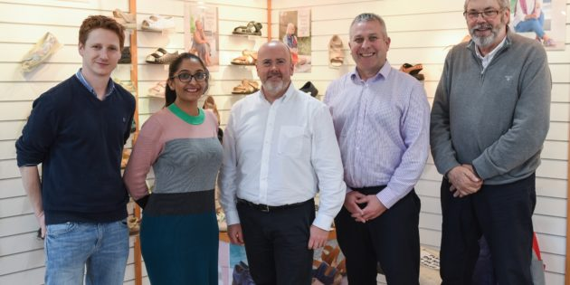 Podiatry Experts Advise on Footwear for People with Diabetes