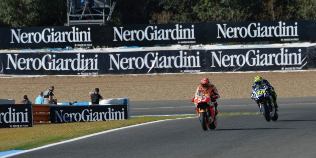 NeroGiardini sponsors MotoGP and sets about conquering the European market with a totally innovative service