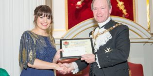 Heidi Darlow, Head of Design for Norwich based Florida Group Ltd (TFG)has won The Worshipful Company of Pattenmakers Young Manager Award 2018.