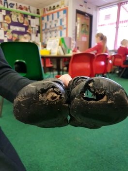 ACTION AGAINST SHOE WASTE – STEP FORWARD WITH SHOE AID