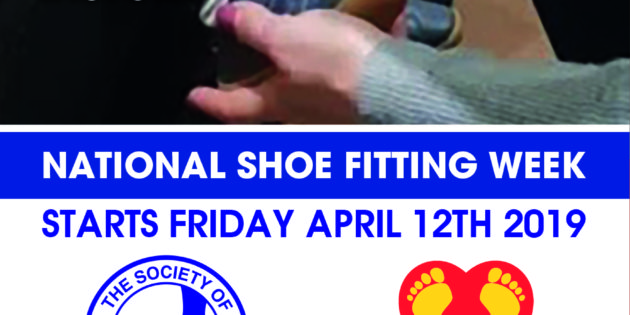 You get so much more when you buy instore! Support Shoe Fitting Week starting Friday 12th April 2019