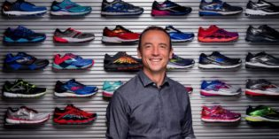 Brooks Running Company gains new talent in design and leadership