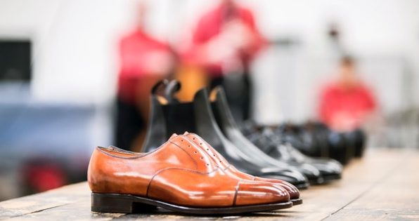 On October 25th, London's oldest bespoke shoemaker opened Northampton's first new shoe factory in decades