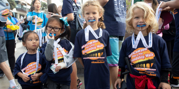 10th ANNUAL SKECHERS PIER TO PIER FRIENDSHIP WALK RAISES MORE THAN $2 MILLION FOR KIDS