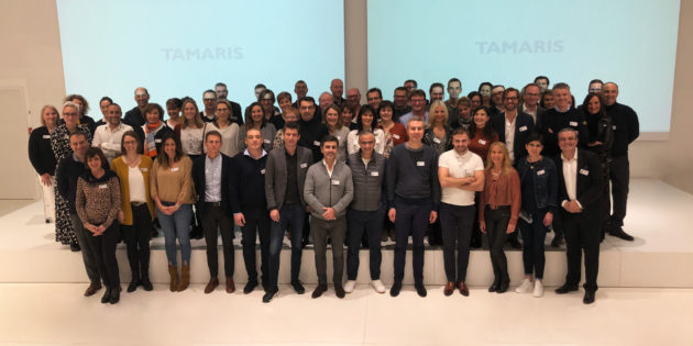 TAMARIS ON COURSE FOR SUCCESS IN FRANCE