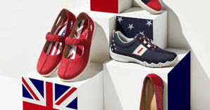 Hotter launches Royal Wedding  inspired shoe collection